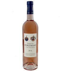 Domaine Perzinsky Rosé – 2017