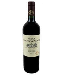 Vin de Bordeaux Chateau Cambon la Pelouse 2014