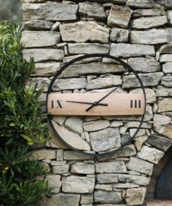 Horloge épurée Baric'Art
