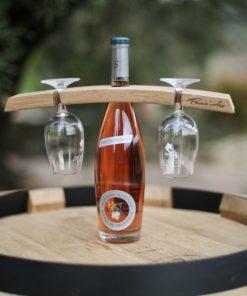 Porte bouteille équilibre Baric'Art