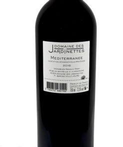 Domaine des Jardinettes Rouge - 2015