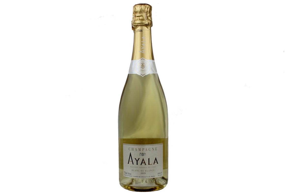 champagne Ayala blanc de blancs 2010