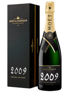champagne Moet & Chandon Grand Vintage 2009