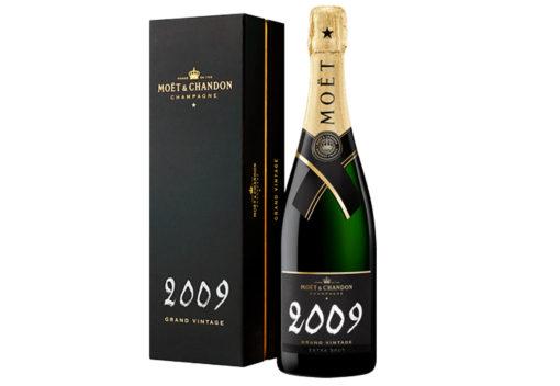 champagne Moet & Chandon Grand Vintage 2009