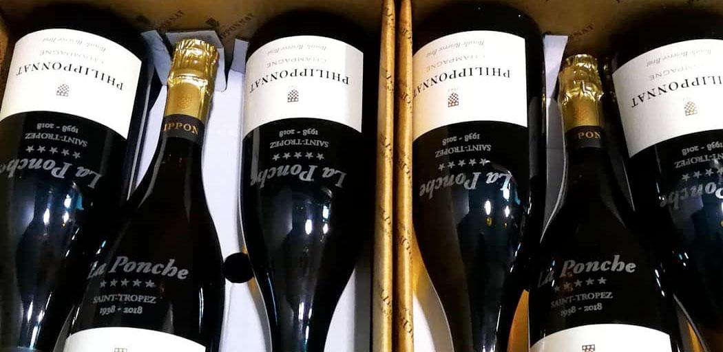 bouteille personnalisée cadeau entreprise